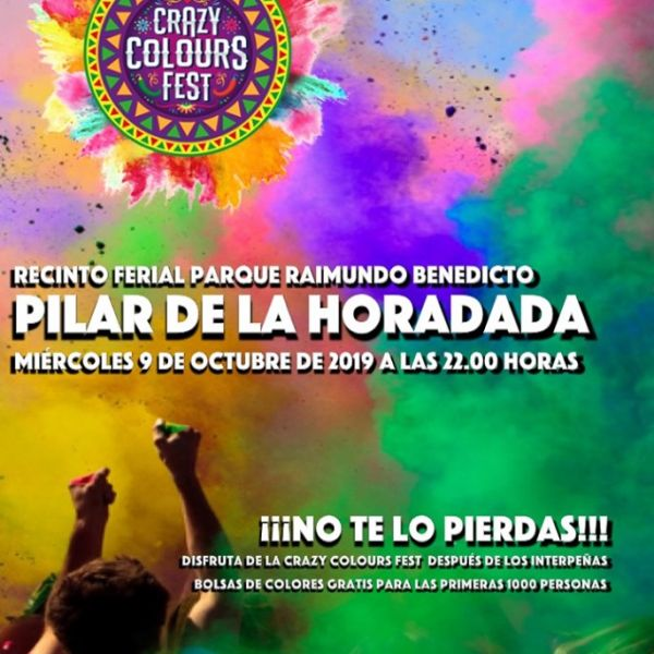 CRAZY COLOURS FEST