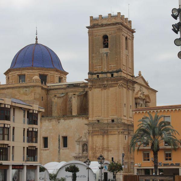 Basílica menor de Santa María de Elche