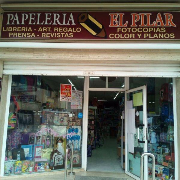 PAPELERÍA EL PILAR
