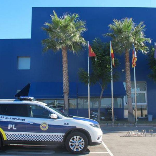 Comisaria Policía Local Pilar de la Horadada