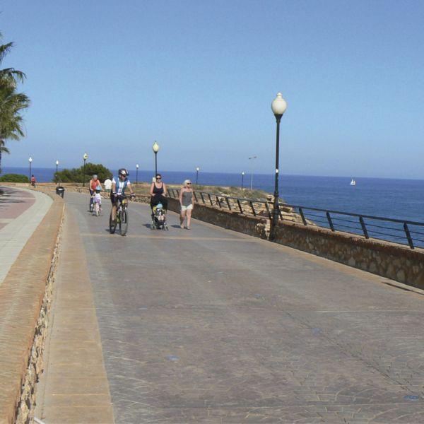 Ciclo-Turismo Playas de Orihuela - Playa Flamenca