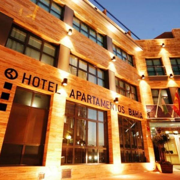Apatahotel Bahía