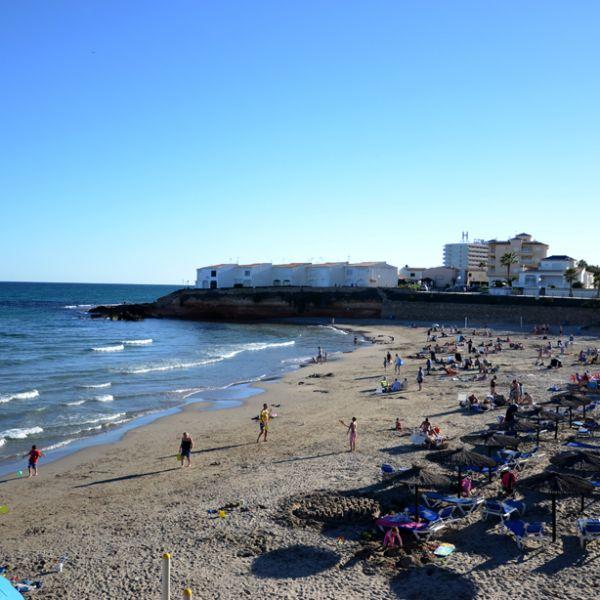 Playa Flamenca – Cala Estaca