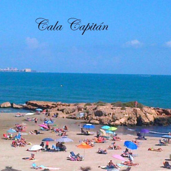 Cabo Roig – Cala Capitán