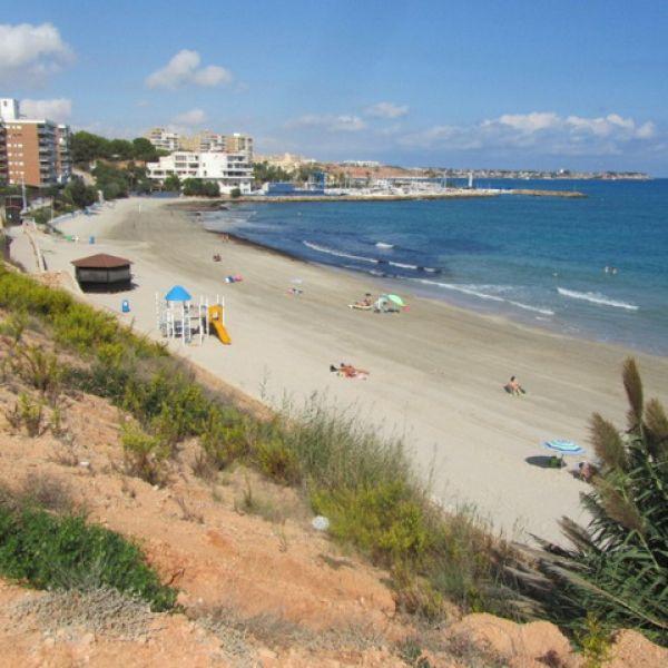 Campoamor – Playa de Barranco Rubio