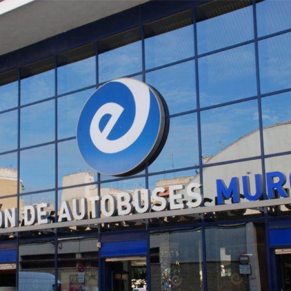 Estación de Autobuses de Murcia