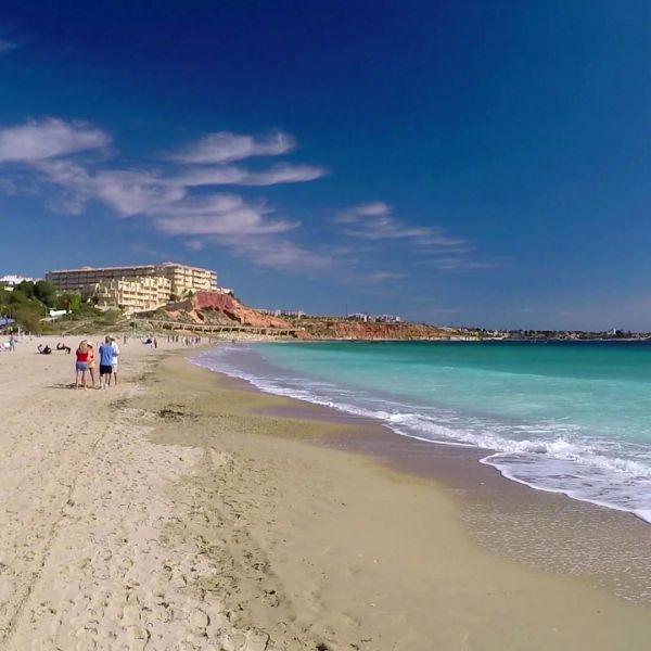Campoamor – Playa de la Glea