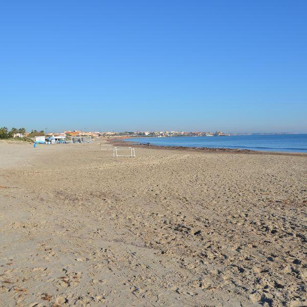 Playa El Mojón