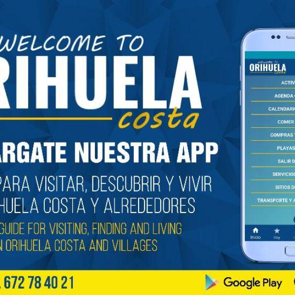 WELCOME TO ORIHUELA COSTA