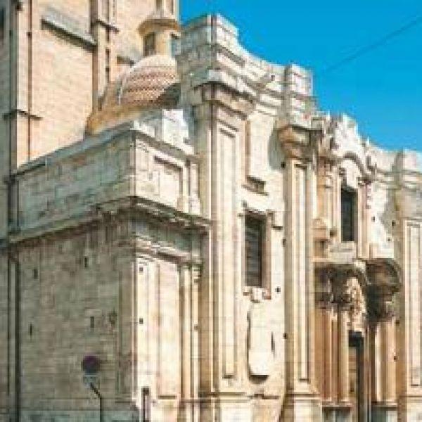 Iglesia Parroquial de las Santas Justa y Rufina