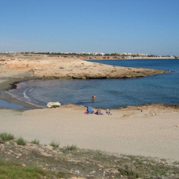 Playa Flamenca – Cala Mosca