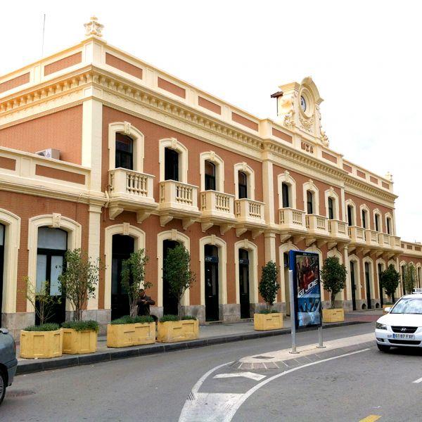 Estación de Murcia del Carmen