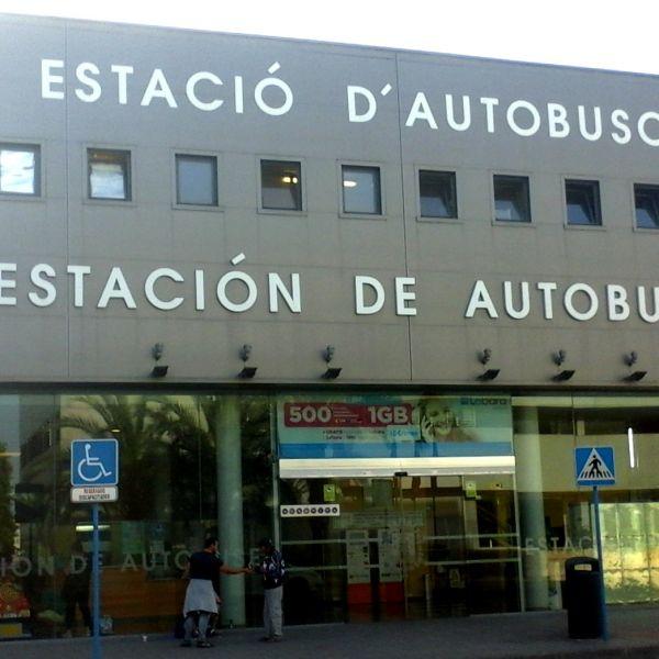Estación autobuses de Alicante