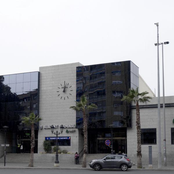 Estación de Alicante-Terminal