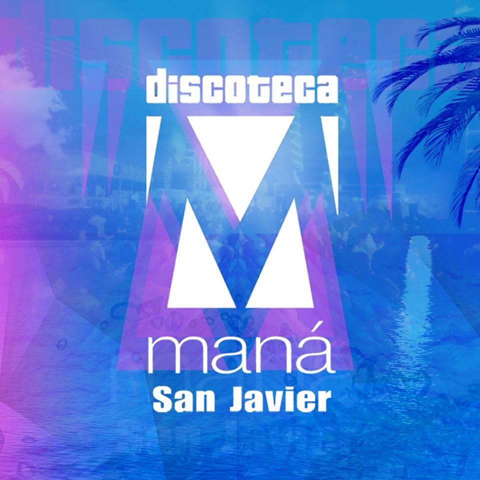 Logo DISCOTECA MANÁ