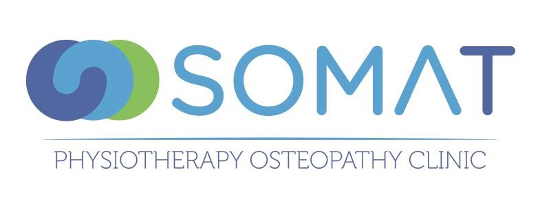 Logo SOMAT  Physiotherapy Osteopathy Clinic
