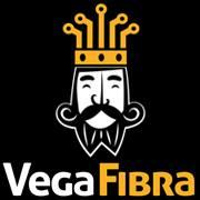 Logo VEGA FIBRA EL REY DE LA FIBRA