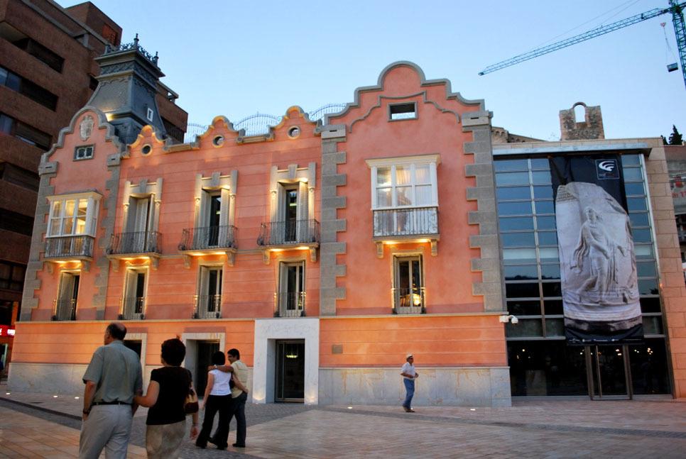 Logo Museo del Teatro Romano de Cartagena
